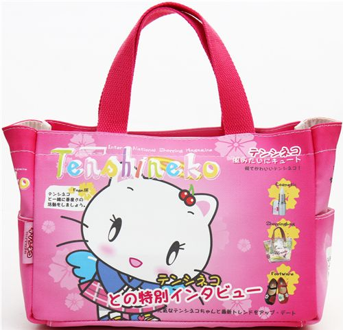cute small Tenshi Neko bag