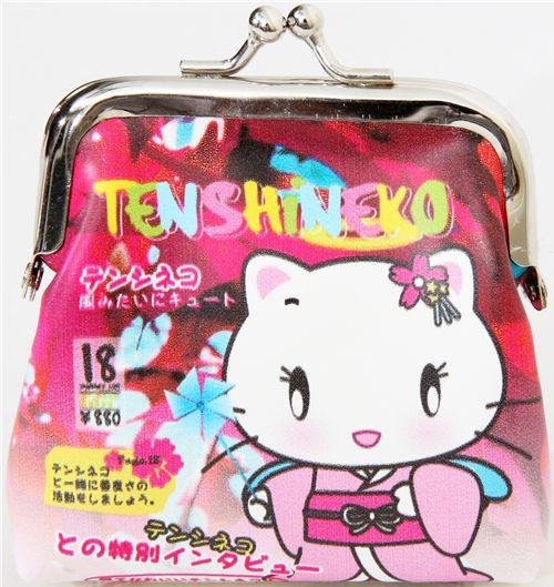 cute new Tenshi Neko Wallet