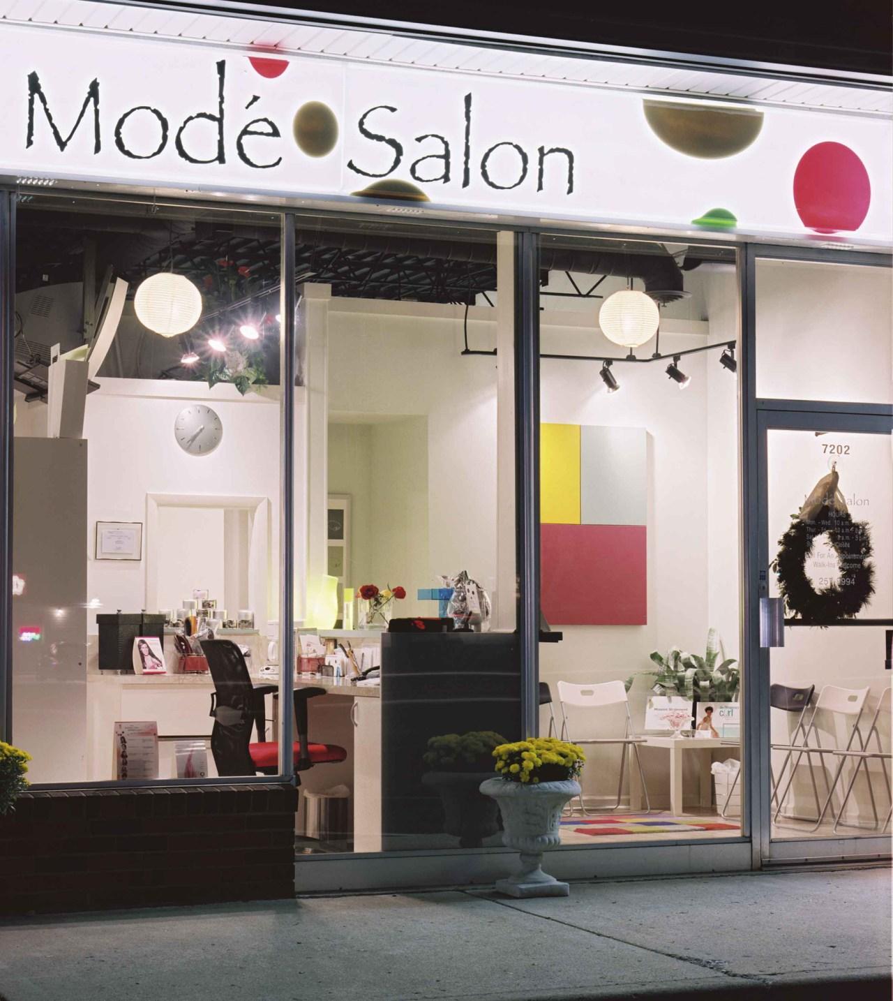 Mode Salon at Keystone
