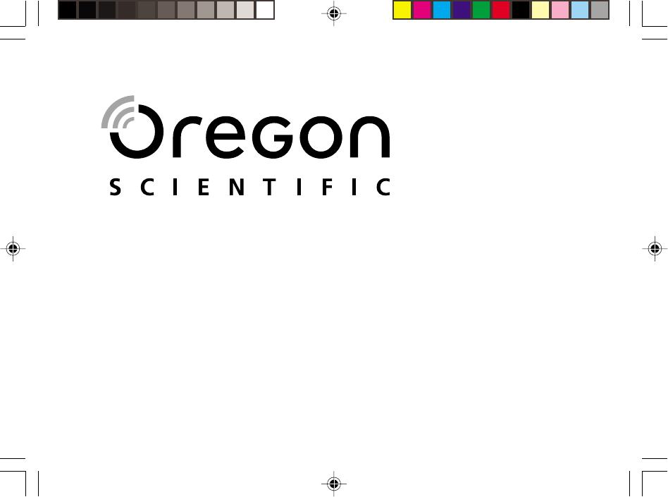 Mode d'emploi Oregon Scientific EMR899 (12 des pages)