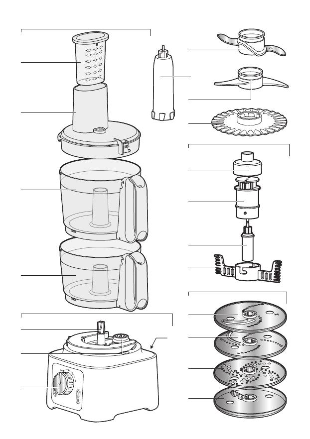 Mode d'emploi Moulinex Doubleforce compact (35 des pages)