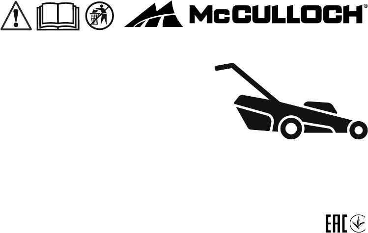 Mode d'emploi McCulloch M46-140R Classic Plus (Français