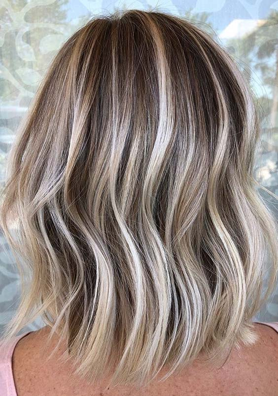 65 Amazing Dimensional Balayage Highlights For 2018