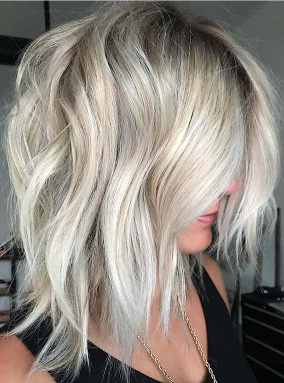 31 Coolest Blonde Hair Color Trends for 2018  Modeshack