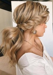 amazing trends of textured braided