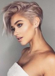 modern short haircuts women