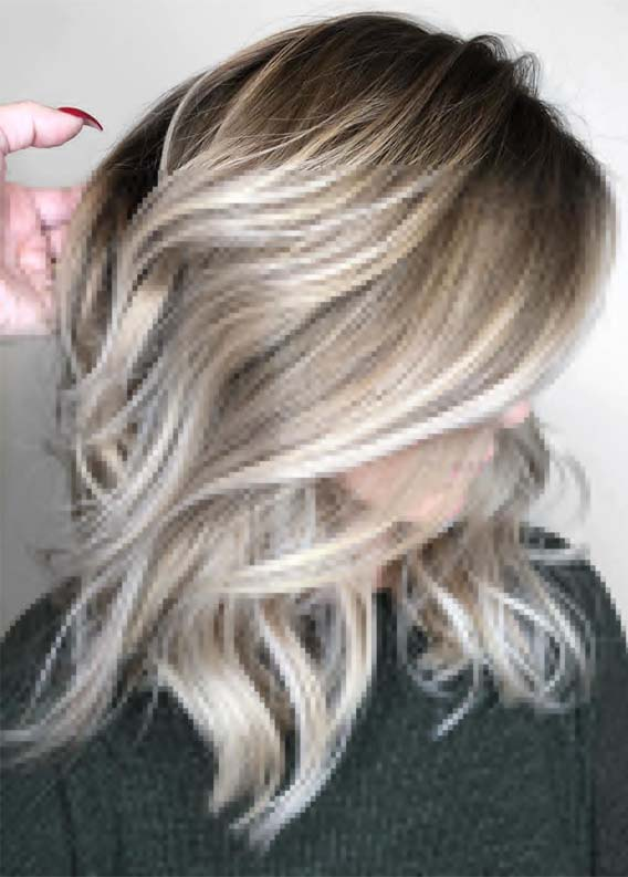 Best Balayage Dimensions with Blonde Hair Color Highlights in 2019  Modeshack