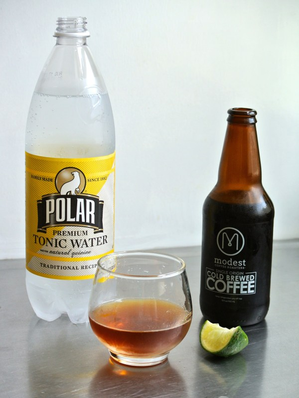 Cold Brew Tonic