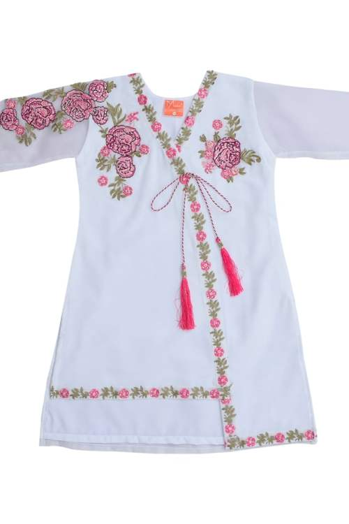 modest kids stylish dress