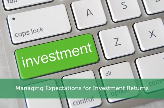 Image result for expectations on investment