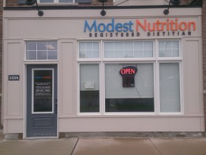 Modest Nutrition Office