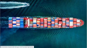 US Container Imports Still Strong as Tariff Increase Approaches