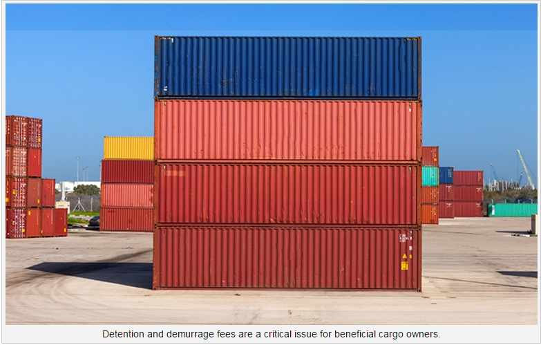 Carriers: US demurrage-detention proposal could add congestion