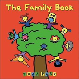 The Family Book, Todd Parr, Foster care book