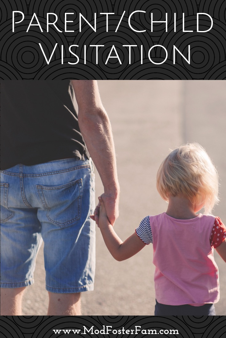 Visits for Kids in Foster Care