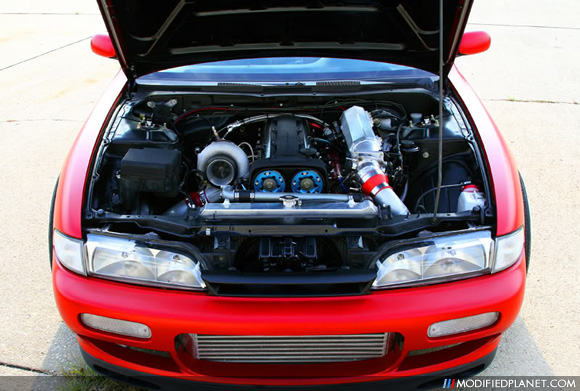 Nissan 240sx 2jz Engine