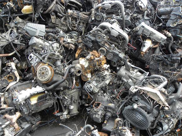 1996 Honda Civic Fuel Filter Junkyard Full Of Used Engines