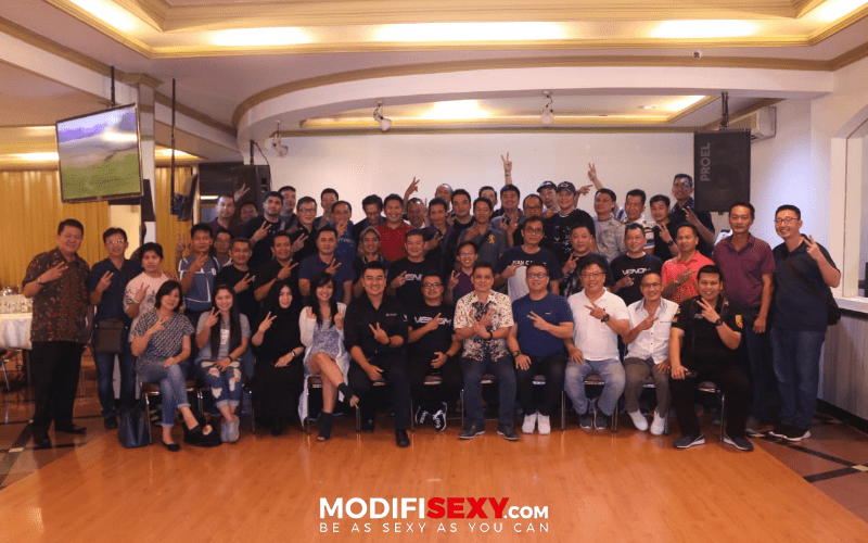 Mini Gathering Venom Fighter Community : Bahas Dunia Digital Sampai Kompetisi