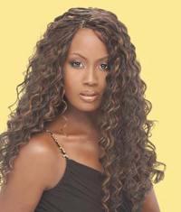 4 Micro braided hair styles for black women