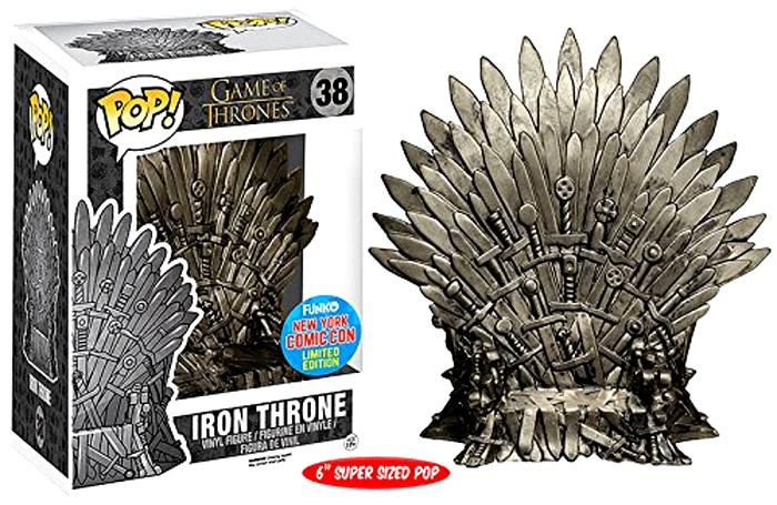 Game of Thrones Funko POP: The Throne