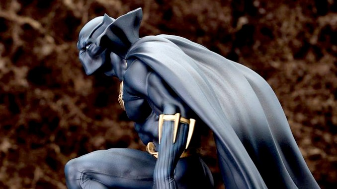 Black Panther Kotobukiya Marvel Model