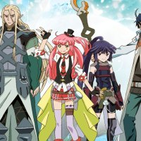 Log Horizon Season 2 Part 1 Blu-ray Review