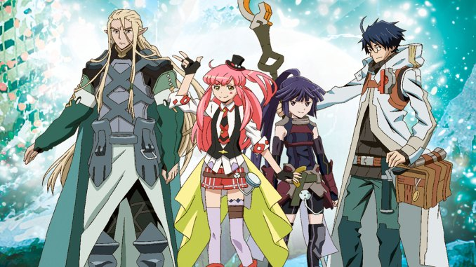 Log Horizon Season 2 Part 1