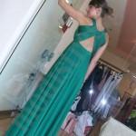 φορεμα ανοικτη πλατη
