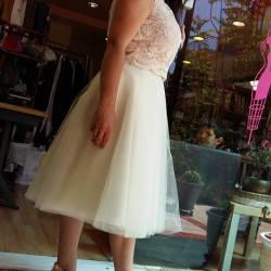 Τούλινη φούστα κοντή