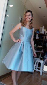 Ραφή φορέματος για κουμπάρα_02