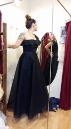Τούλινη φούστα μακριά για γάμο