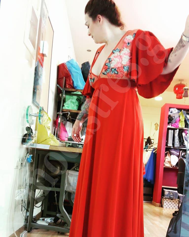 Θέλω να ράψω φόρεμα στα μέτρα μου