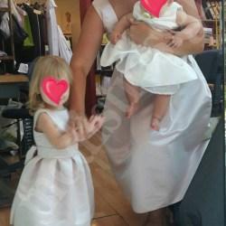 ίδια ρούχα για μαμά και κόρη