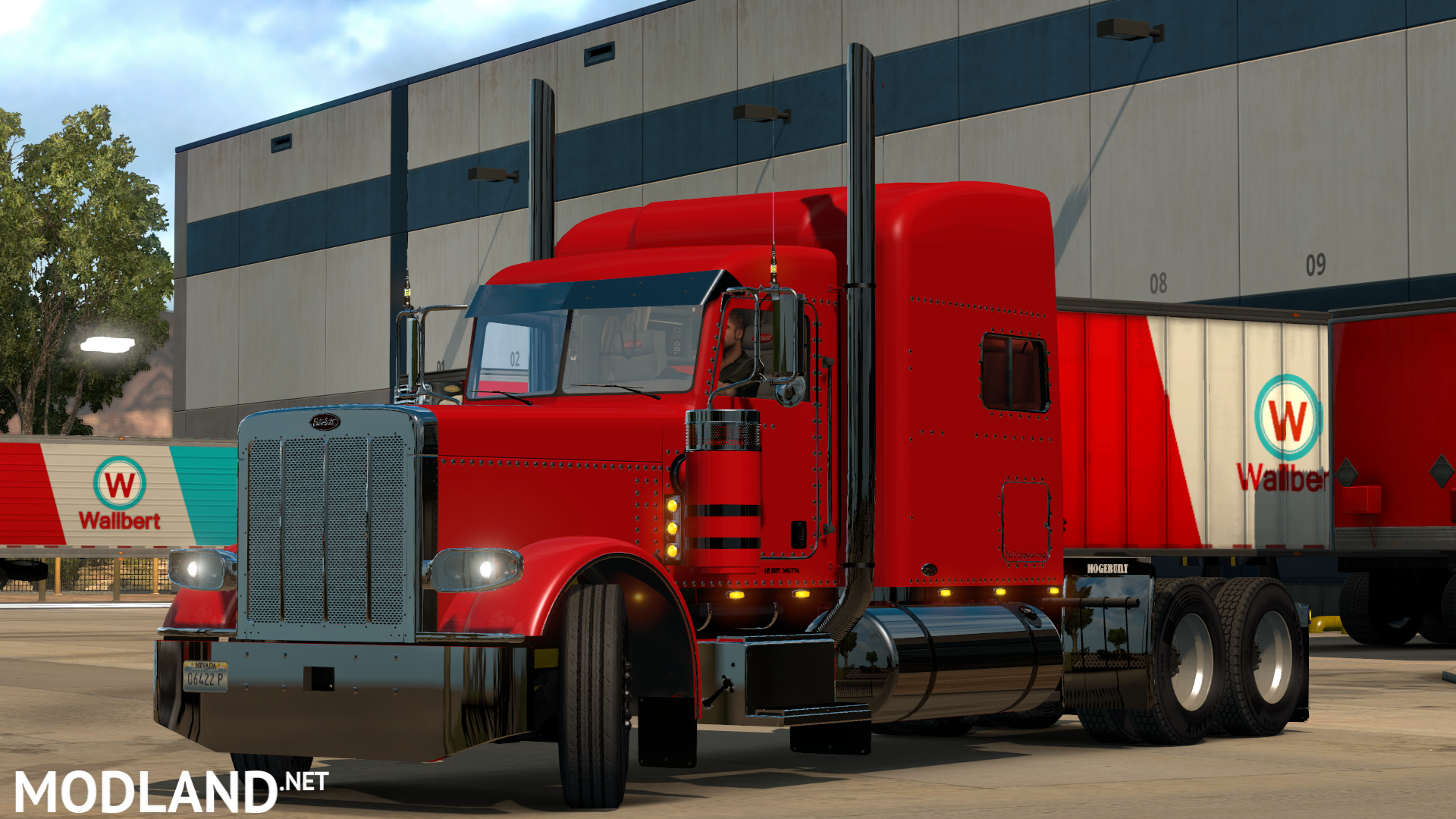 Peterbilt 389 Optional Mod For American Truck Simulator Ats