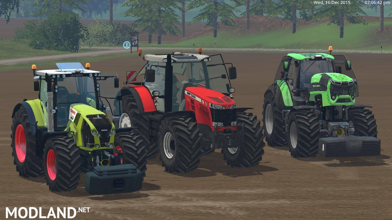 hight resolution of tractors pack mod for farming simulator 2015 15 fs ls 2015 mod case ih farming simulator 2015 mods tractor further tractor wiring