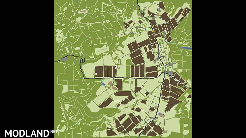 Kleinhau Map v 11 mod Farming Simulator 17