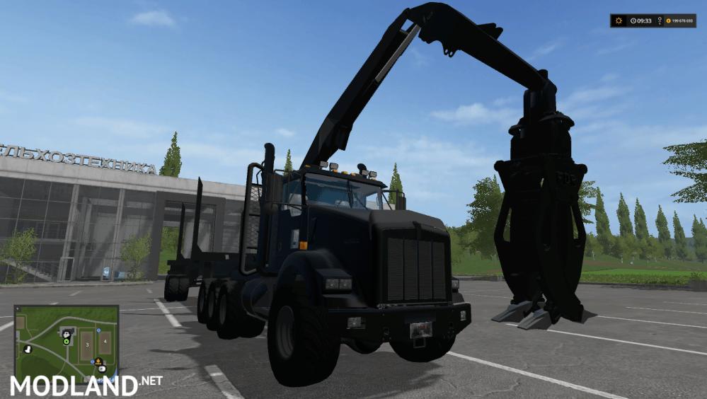 medium resolution of kenworth t800 self loader version 29 01 17