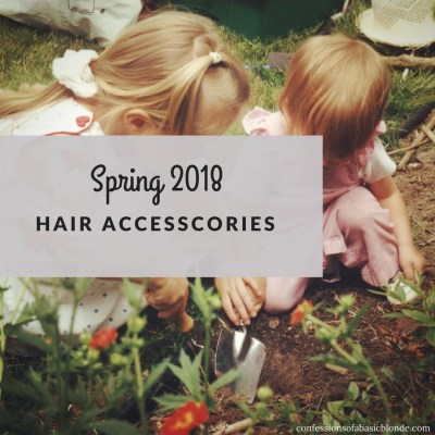 Spring Hair Accessories