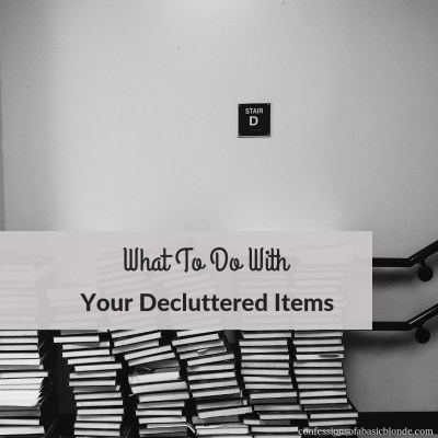What to Do With Your Decluttered Items in West Michigan