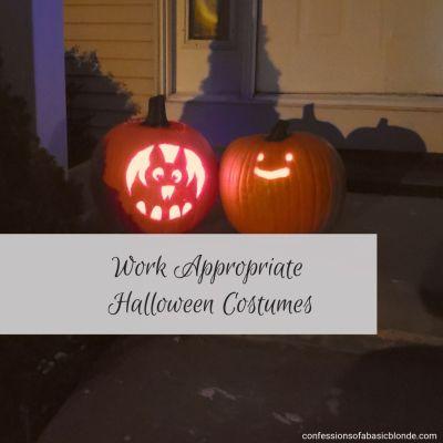 10+ Work Friendly Halloween Costumes