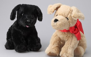 Day 3 of Zulily's 12 Days of Melissa & Doug: Lab plush toys