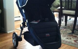 Review: Britax B-Agile Stroller