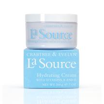 la source hydrating cream crabtree & evelyn