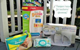 {Giveaway} Nurture your mommy know-how with help from Pampers