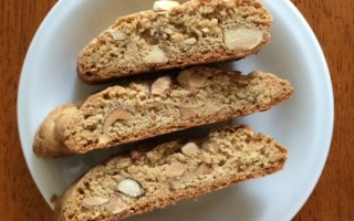 {Recipe} Almond Biscotti for Christmas