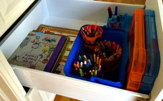 Easy and creative kids' toy organization solutions