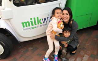 MilkWise New England Tour Kicks Off