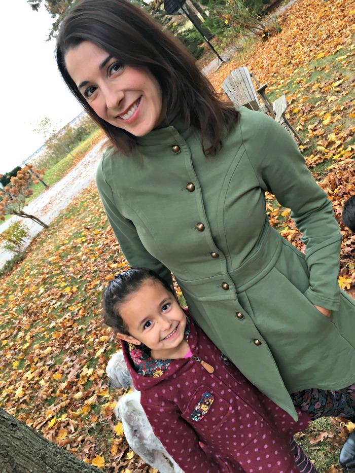 mother daughter matilda jane coats