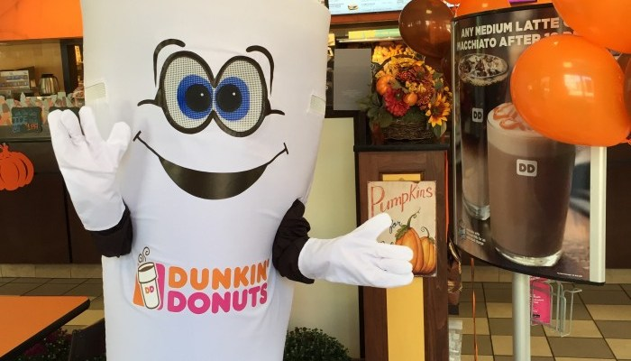 Lucky Man Makes Dunkin' Run and Wins Big