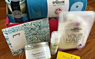 Inside POPSUGAR Must Have Box: January 2017